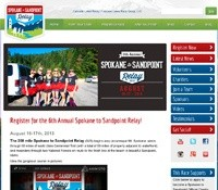 Spokane to Sandpoint Web Design